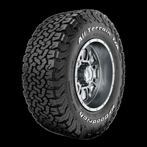 The BFGoodrich All Terrain T/A KO2 - Stouffville Tire & Wheel